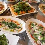 創菜Patio - 和洋創作ランチブッフェ お野菜料理など