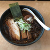 麺屋 丸鶏庵 - 料理写真:豚そば黒醤油