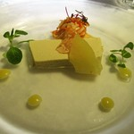 レストランパフューム - 前菜1:フォアグラのロワイヤル
