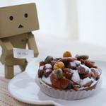 コティ - 料理写真:キャラメルナッツのタルト