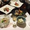 宮島グランドホテル 有もと - 料理写真:食前酒などなど