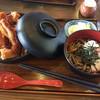 八峰の湯 お寄りなんし・おあがりなんし - 料理写真:ソースカツ丼+ミニそば