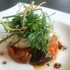 ヴァガボンド - 料理写真:ラタトゥイユと焼き帆立貝のマリネ、エルブのサラダ