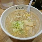 麺屋 いっ徳 - 味噌ホルモンラーメン