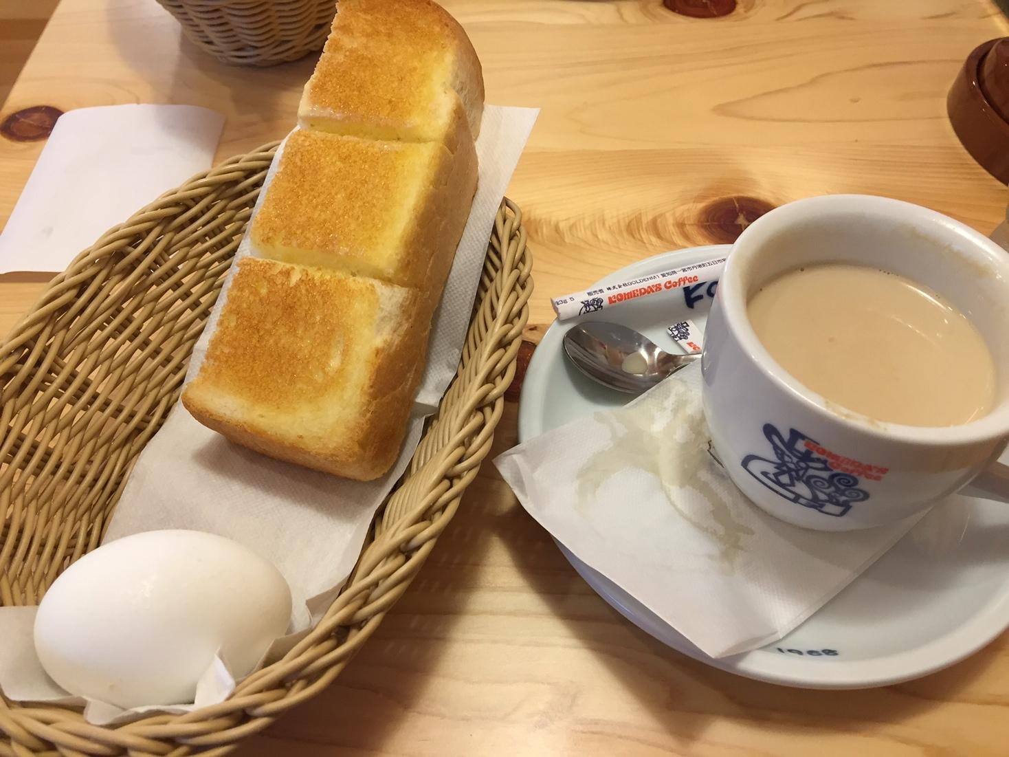 コメダ珈琲店 宮崎柳丸店