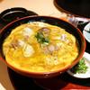 とり五鐵 - 料理写真:名古屋コーチン親子丼と手羽先から揚げセット