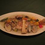 プラチナフィッシュ マルシェ 個室 - 鮮魚と魚介のアクアパッツァ