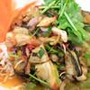 バーン・タム - 料理写真:2016.10 ヤムマクアパオ(茄子サラダ)