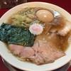 麺一盃 - 料理写真:和風魚介味(700円)+半熟味付玉子(100円)