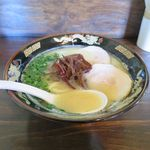 ら~めん 博多ん娘 - 料理写真:らーめん(600円)