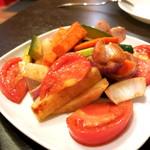 アロマズ オブ インディア - スティックサラダ