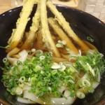 生うろん八幡 - ◆私は「水田ごぼう(750円:税込)を。「ごぼう」好きですから。(^^;)