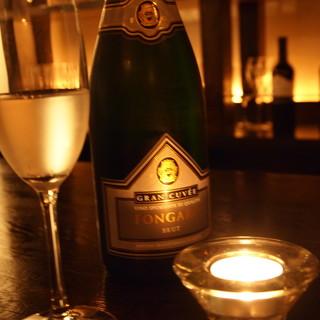 神楽坂にある日本では数少ないワインBAR
