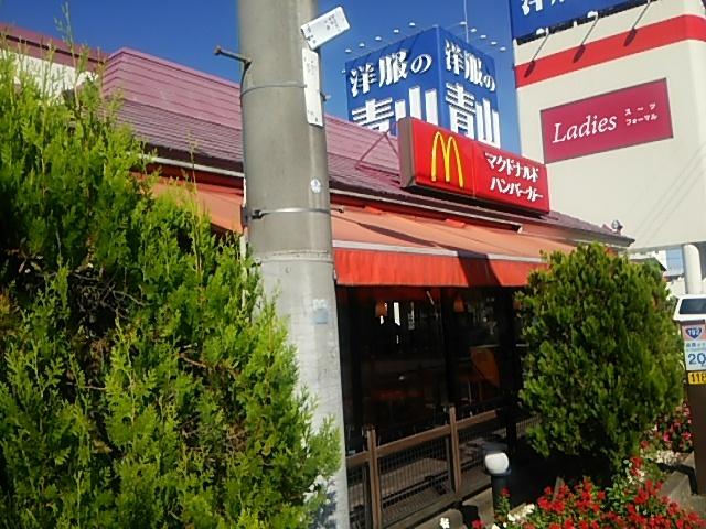 マクドナルド 192鴨島店