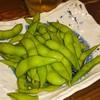 ひかり亭 - 料理写真:枝豆です。