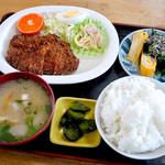 藤 - 料理写真:マイ日替り定食