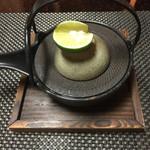 松濤館 - 土瓶蒸し