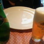 コロンブス - 生ビール