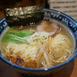 めん処 樹 - 塩 らあ麺
