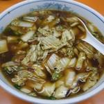 太白楼 - 料理写真:広坦麺@700