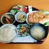 味工房 藍花 - 料理写真:日替定食・藍(820円)