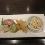 中国料理 白金亭 - 前菜プレート