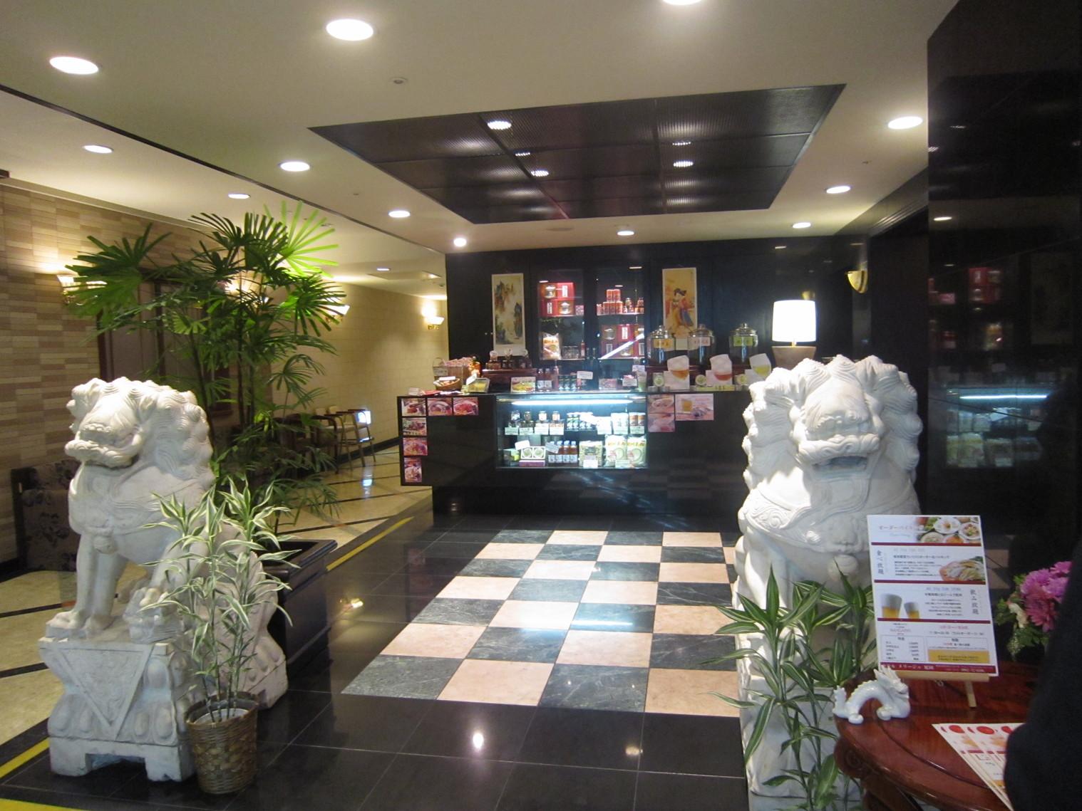 天津菜館 曼陀琳