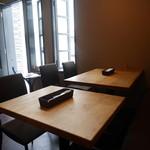 中国菜シンペイ - テーブル席