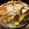 鮨知春 - 料理写真:お造り盛り合わせ
