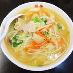 福吉 - タンメン(細麺)