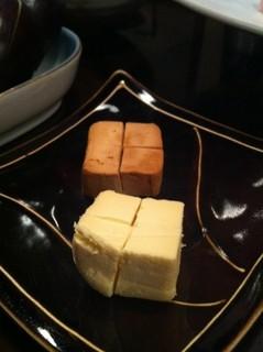 かんだ光壽 - チーズが美味い!
