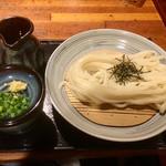 ごえもん - ざるうどん(*´д`*)520円