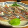 いやいやえん - 料理写真:秋刀魚のマリネ
