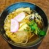 吾妻 - 料理写真:ささめうどん700円