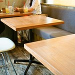 ウエストウッドベーカーズ - メニュー(テーブル席)