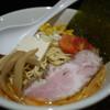 平八 - 料理写真:ココちゃんの桃そば~☆