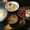 焼肉のつくし - 料理写真:焼肉定食=1480円