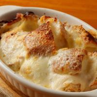 【人気NO1】フランスパンのチーズ焼き