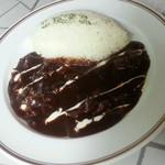 洋食屋ザンガラ - ハヤシライス