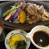 サンパーク札幌ゴルフコース レストラン - 料理写真:ジンギスカン定食