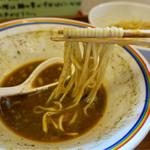 ラーメン暁 - 201610 「替え玉」(200円) ※限定麺専用バージョンの温玉替え玉