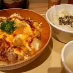 酉しみず - 名古屋コーチン親子丼
