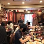 中国家庭料理 楊 - 内観
