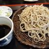 うさぎ庵 - 料理写真:もり蕎麦(二八)