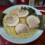 ラーメンショップ  - 料理写真:ネギチャーシューメン1000円