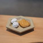 餅匠 しづく - 豆皿☆