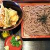 そば処 いながわ - 料理写真:ミニ天丼ざるセット