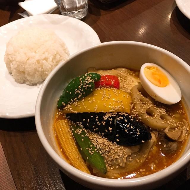 スープカレーSHANTi 渋谷店>