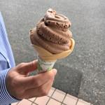 長柄ダム直売所 - 料理写真:コーヒークリーム