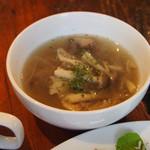 ピパル - スープ